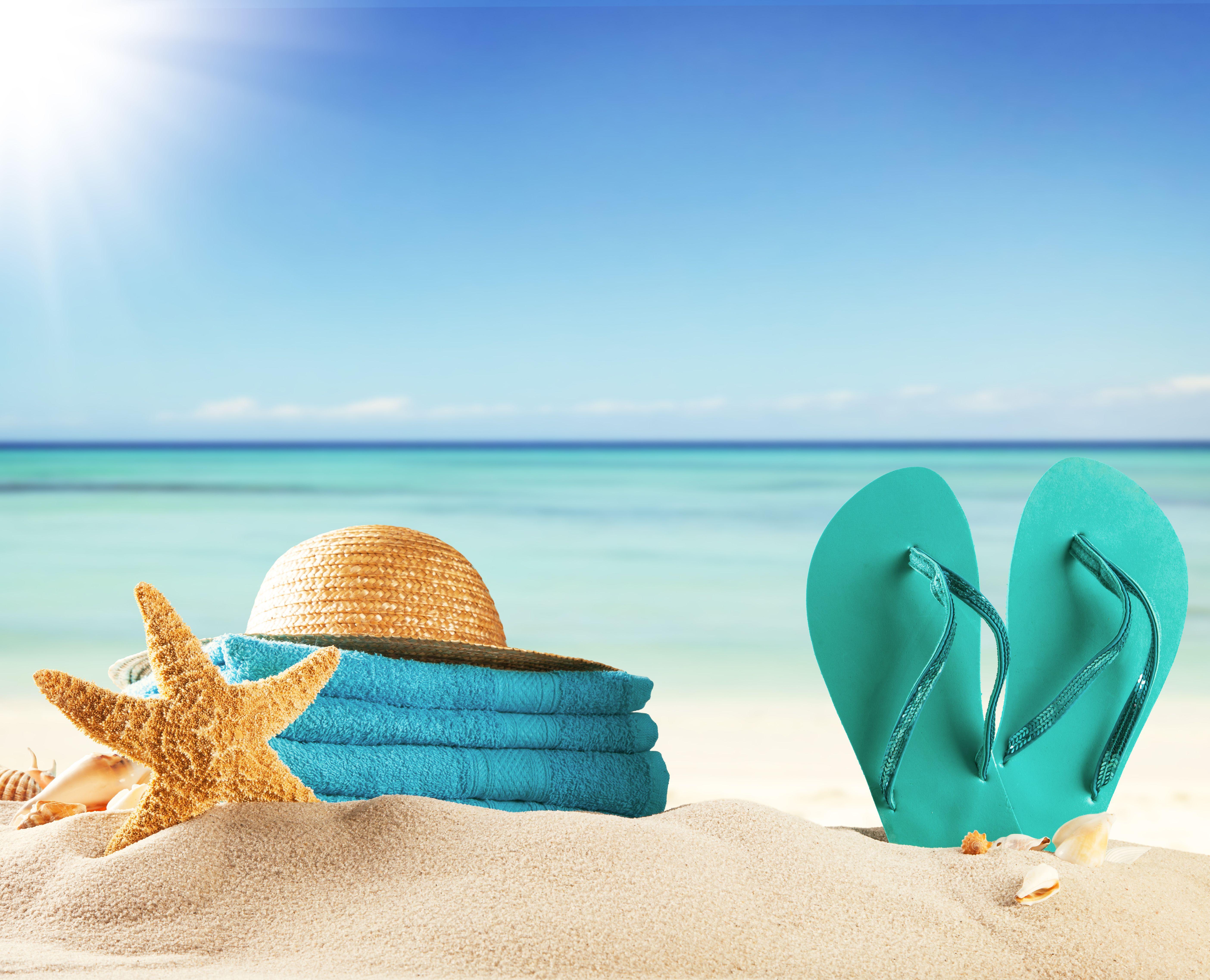 8beb33778510 Enjoy summer holidays 2016 hat flower starfish cocktail