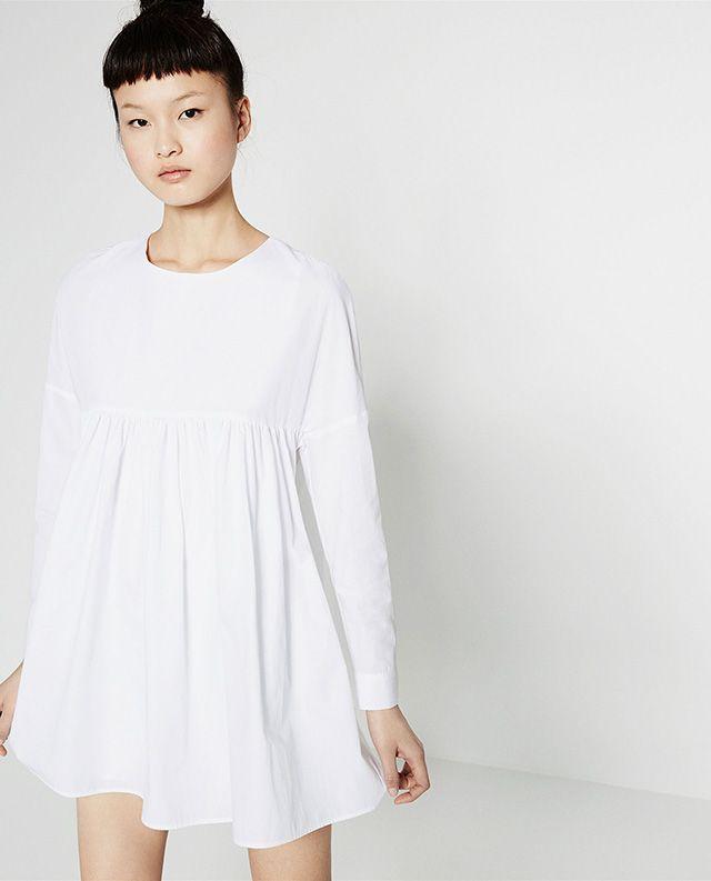 vestido novia corto low cost barato zara mango blanco ideas | ROPA ...