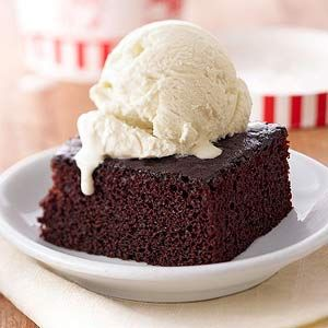 Recipe of simple chocolate cake without egg