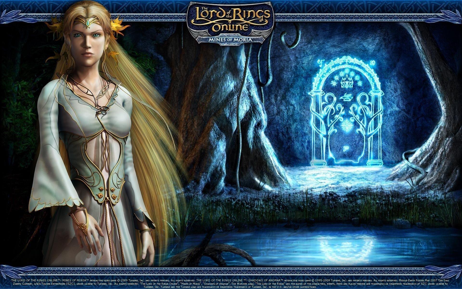 Free Desktop Wallpaper Downloads The Lord Of The Rings Online By Angelica Nail 2017 03 24 El Senor De Los Anillos Senor Admirable