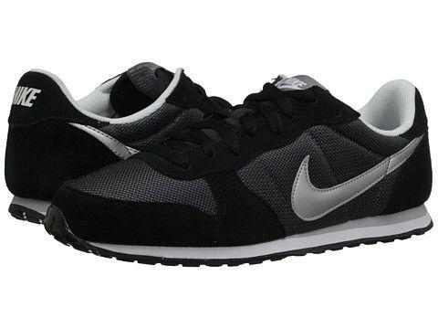 Nike Genicco Cool GreyBlackwolf GreyMetallic Silver  Zapposcom Free  Shipping Lace ShoesWomens