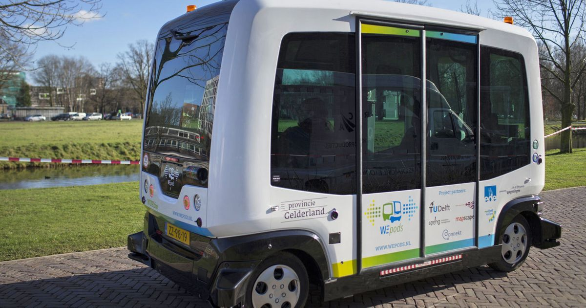 Driverless Buses To Hit Finnish City S Streets Bus City Streets Finnish