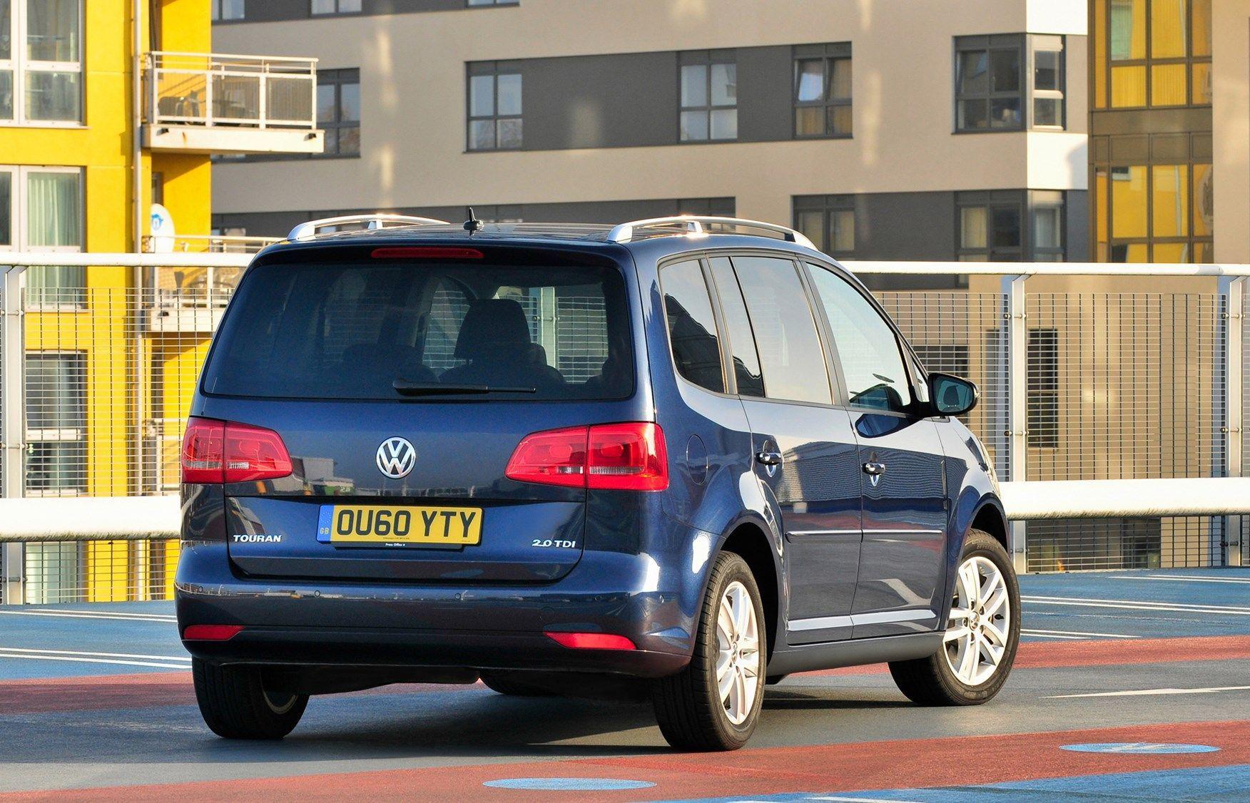 Volkswagentouran Volkswagen Touran Volkswagen Suv Car