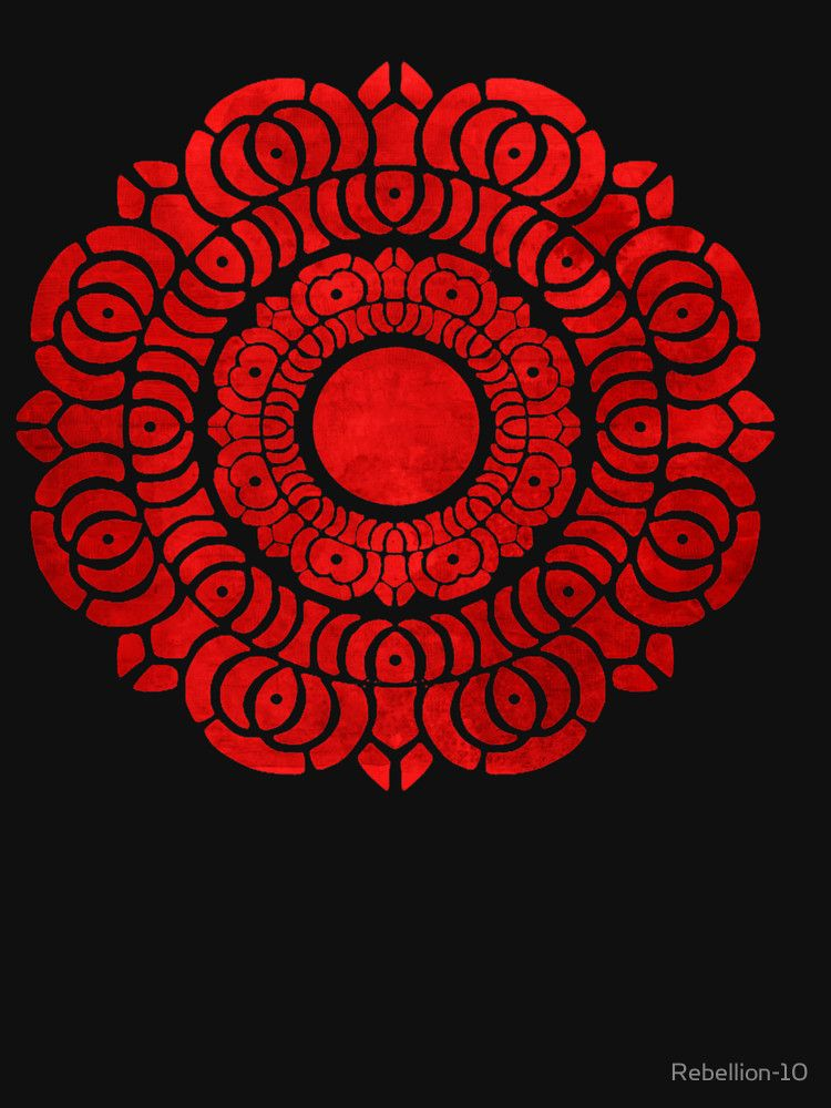 The Symbol Of The Red Lotus From Avatar The Legend Of Korra The