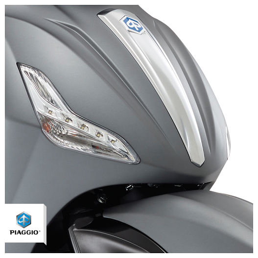The attention to detail is a detail worthy of attention. bit.ly/Piaggio_Official   #piaggio