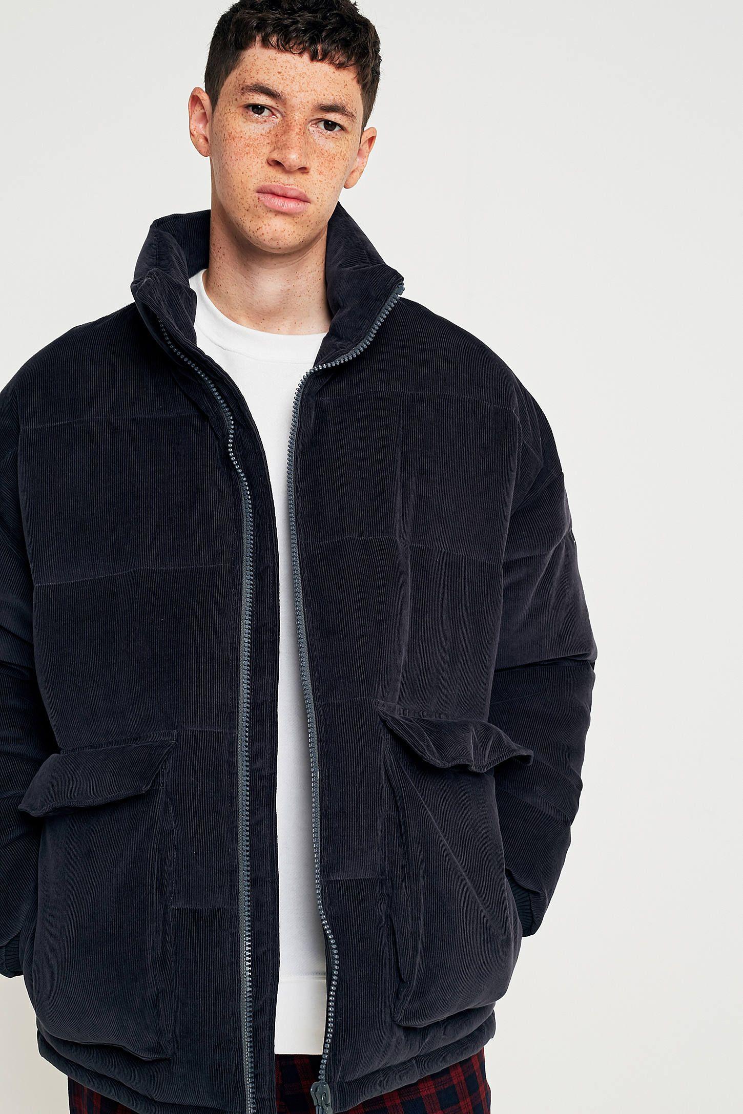 a152dece47751 Loom Gun Corduroy Puffer Jacket | coat | Jackets, Puffer jackets ...