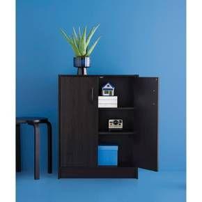 2 Door Organizer Cabinet Espresso Room Essentials Target 35 Door Organizer Cabinets Organization Room Essentials