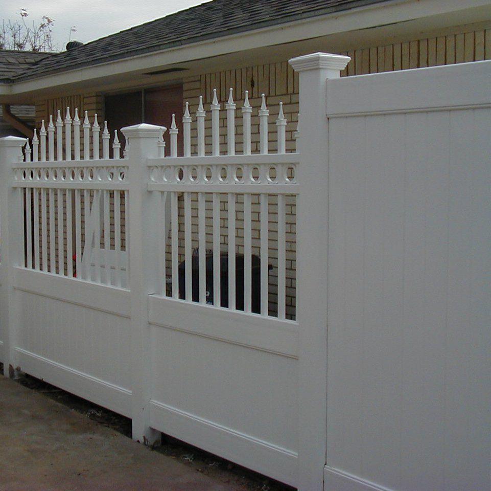 Future Fence & Deck- Vinyl Privacy Fence. Serving DFW