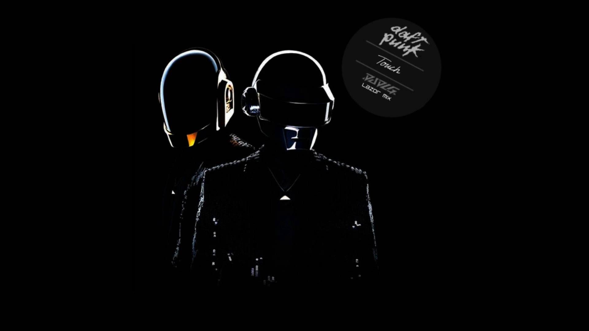 Daft Punk - Touch feat Paul Williams - DJ DLG Lazor Mix