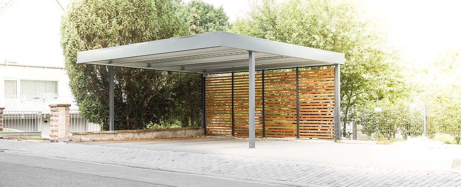 Carport Von Siebau Aus Stahl Carport übersicht Carport Design Und