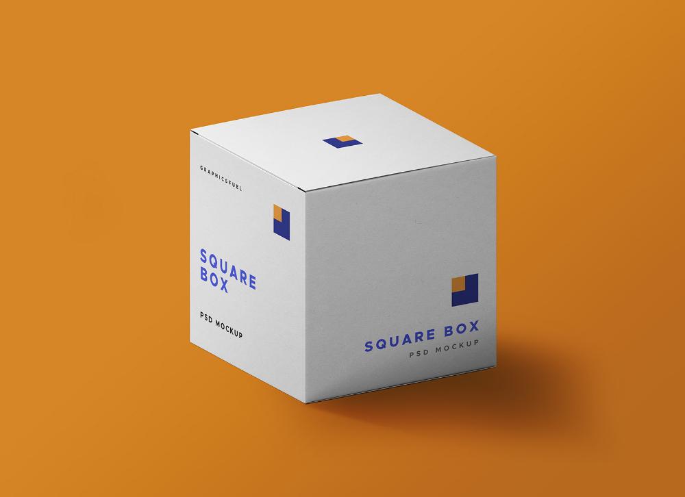 Free Cube Square Box Packaging Mockup Psd Set Good Mockups Packaging Mockup Box Packaging Box Packaging Design