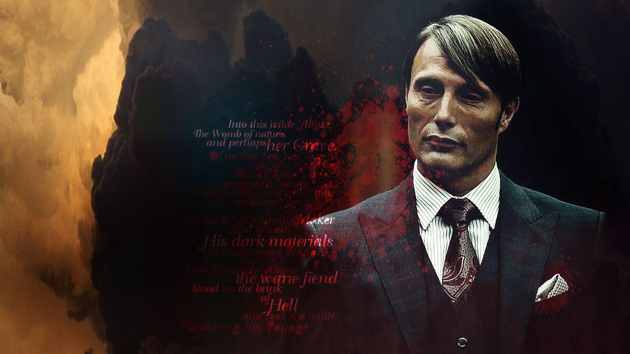 LOVE HIM. LOVE THIS SHOW. Hannibal Tv Show
