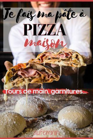 Pâte à pizza recette facile : comment faire une pate a pizza maison #pateapizzafacile