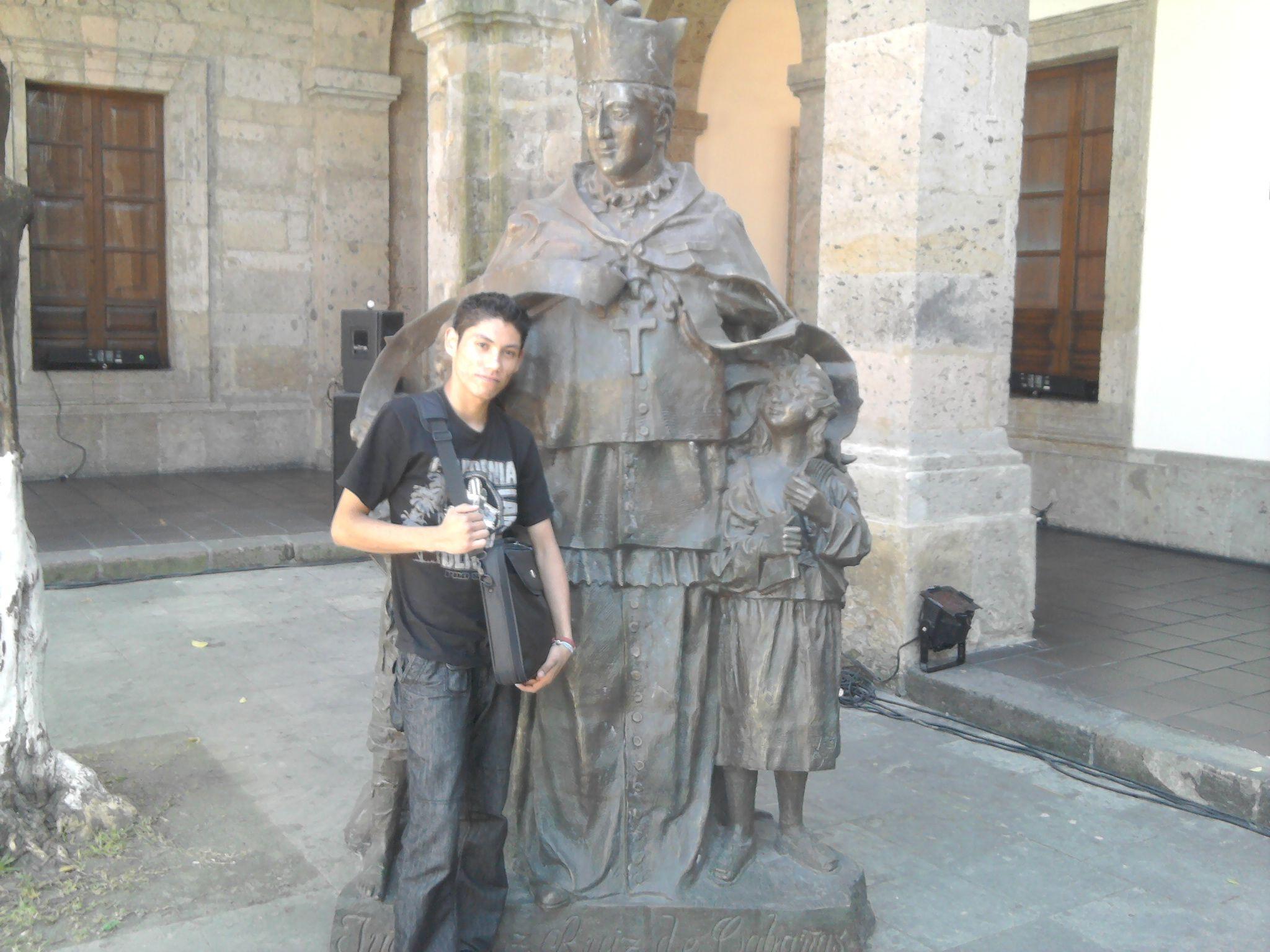 Centro Historico en Guadalajara...