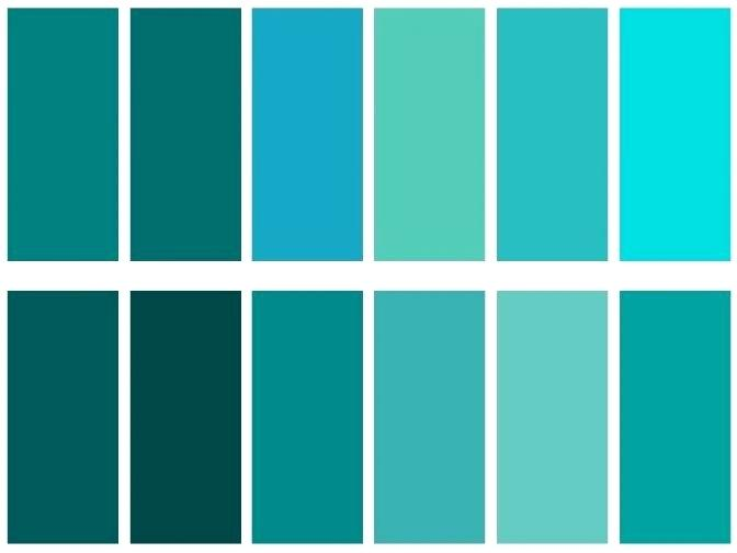 Extraordinary Dark Teal Color Blue Green Google Search Small Space Shades Of Eye Colour Chart Know Your L P C Furni Dark Blue Green Teal Colors Teal Color Code