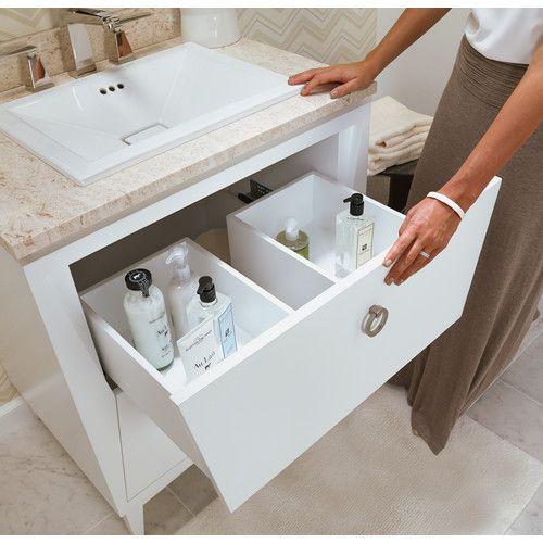 """Ronbow Lexie 30"""" Bathroom Vanity Set"""