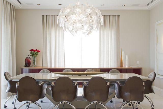 Decoração de Interiores em Apartamento PCJ (Parque Cidade Jardim) - Marilia Veiga