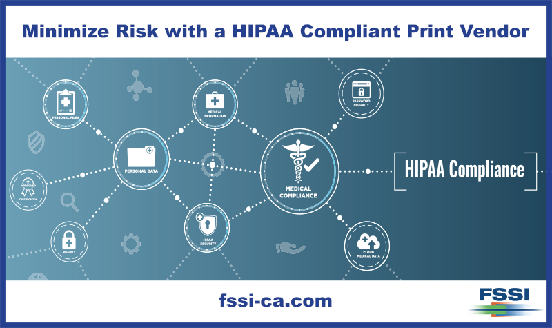 Benefits Of A Hipaa Compliant Print And Mail Outsource Partner