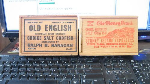 cod boxes