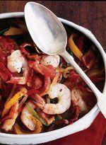 Festive Creole Shrimp