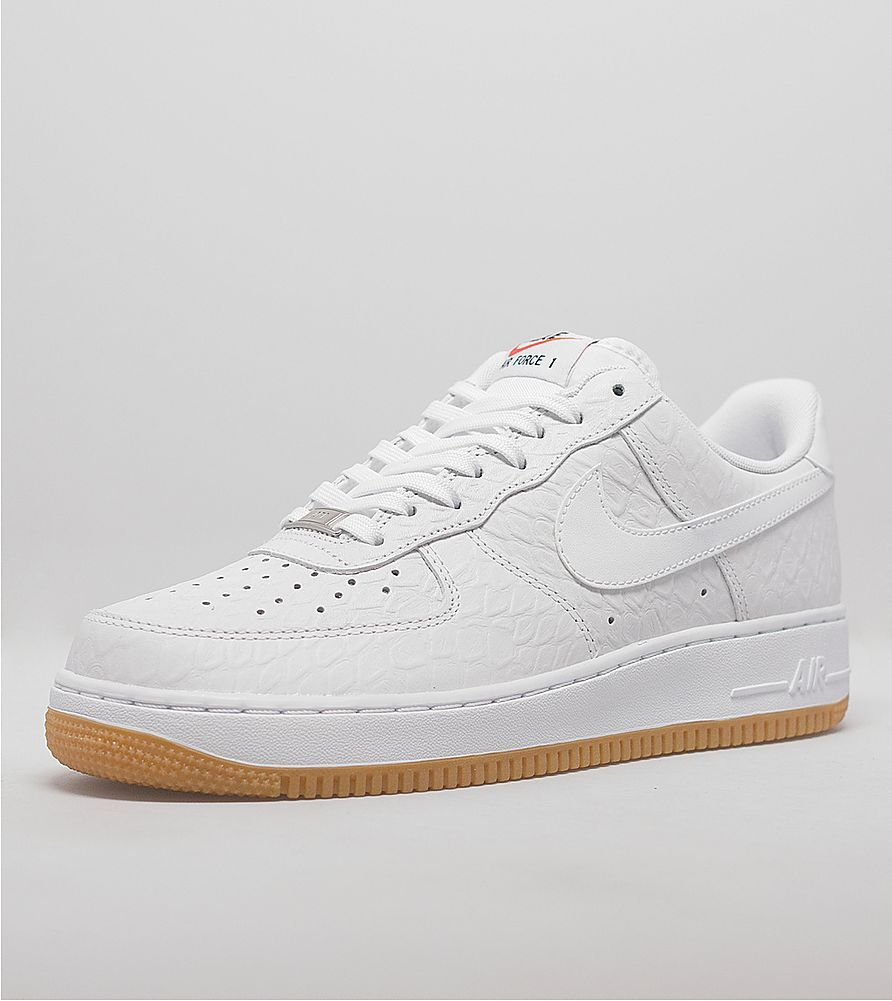 Nike Air Force 1 Lo White Gum | The Sole Supplier