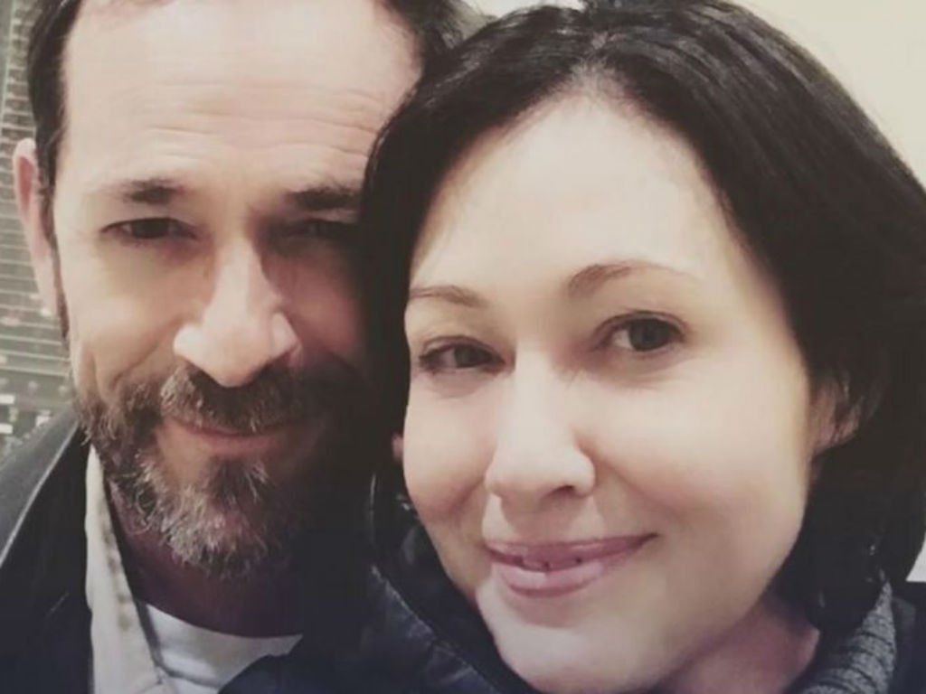 Riverdale Casts Shannen Doherty For Special Role In Luke Perry
