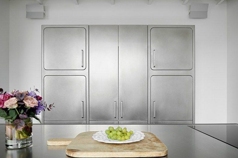 Küche Aus Edelstahl Für Gewerbe EGO By ABIMIS
