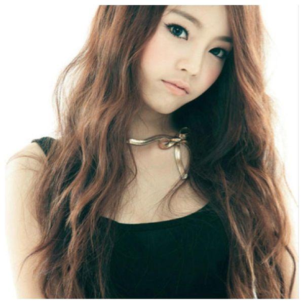 Love The Hair Color Hair Pinterest Ulzzang Hair Korean
