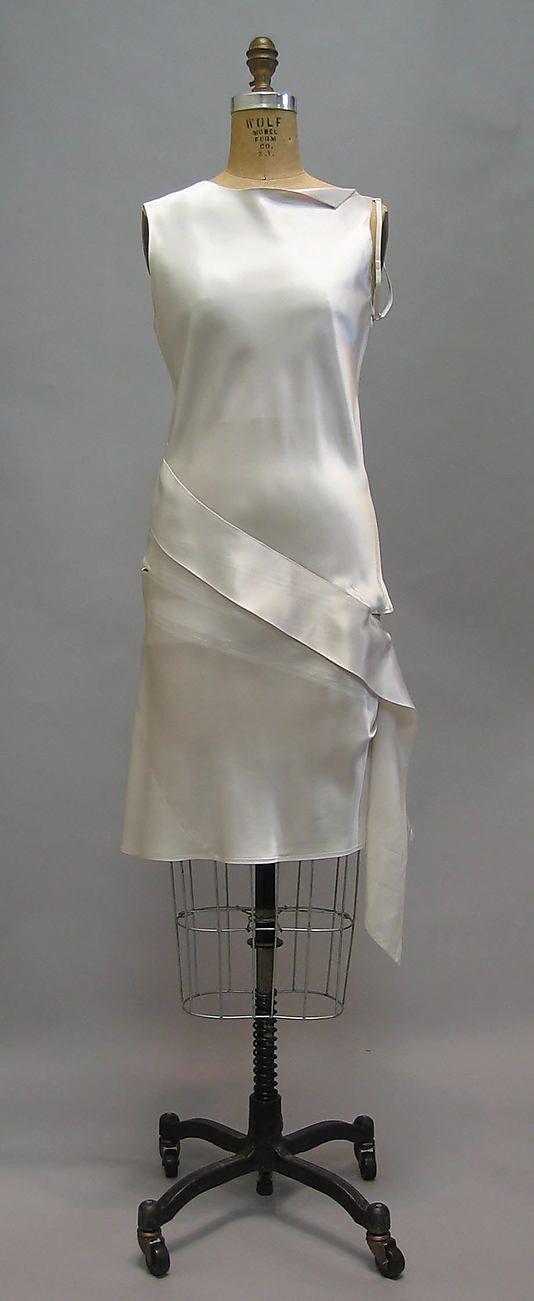 Helmut Lang Dress Austrian The Metropolitan Museum Of Art Helmut Lang Dress Fashion Vintage Dress Design