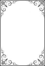bordes de pagina en blanco y negro ile ilgili görsel sonucu