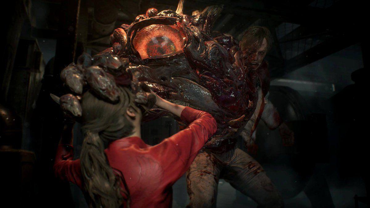 William Birkin In The Re2 Remake Resident Evil Resident Evil