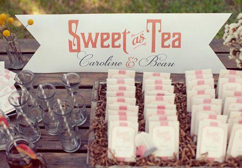 Sweet as Tea