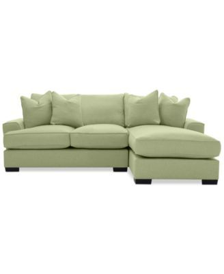 Enjoyable Ainsley 2 Piece Sectional With Chaise For The Homies Ncnpc Chair Design For Home Ncnpcorg