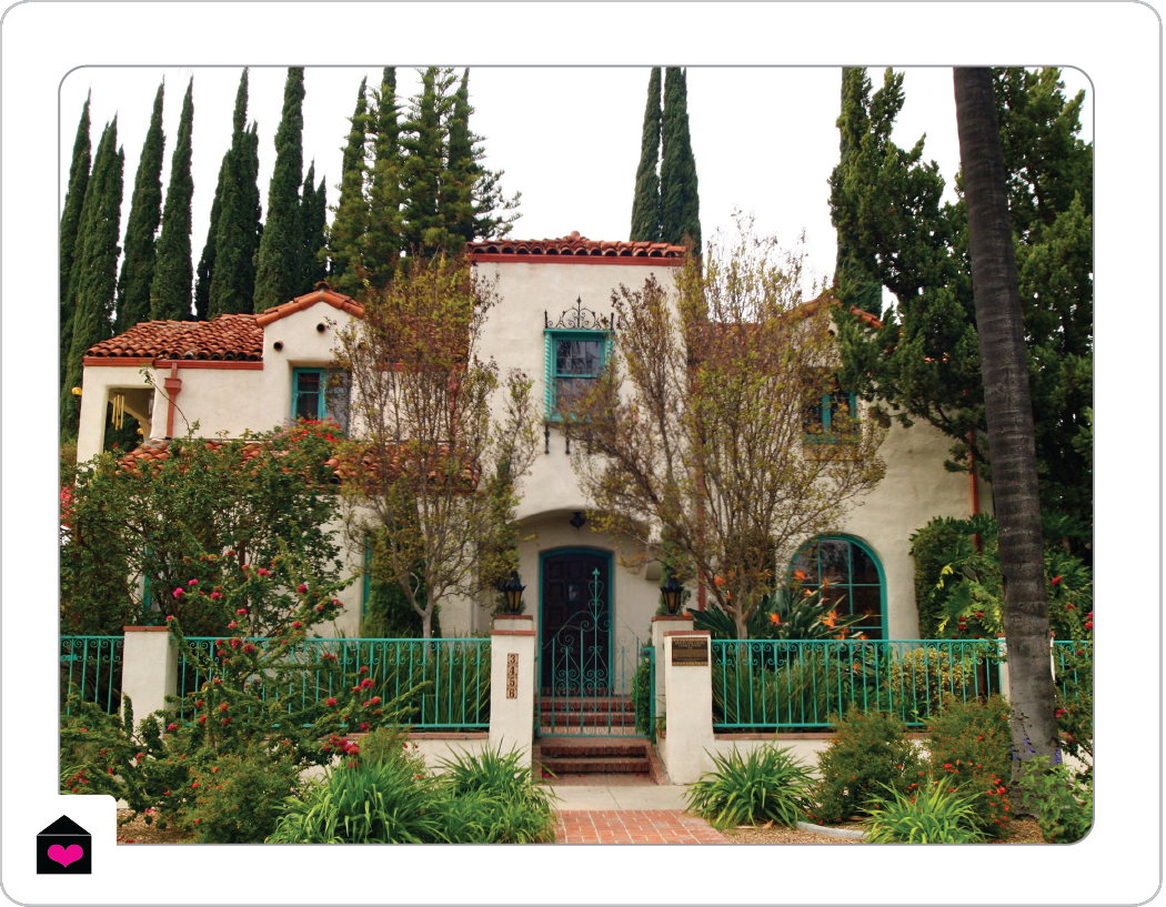 House Sweet House 1928 Spanish Colonial Revival Style Spanish Style Homes Spanish Colonial Homes Spanish Style