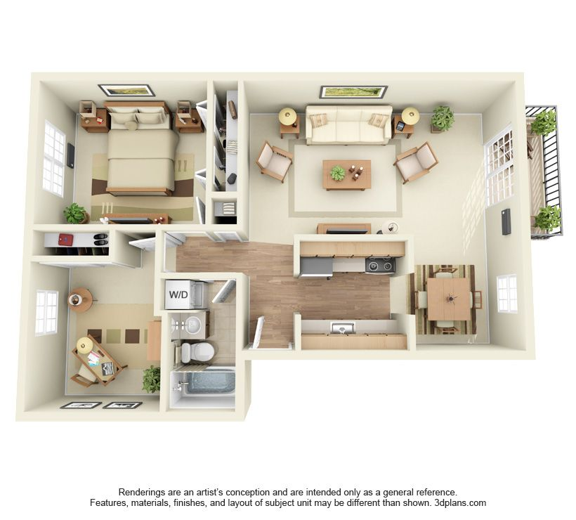 Floor plans orchard hills apartment homes planos for Casa minimalista harborview hills