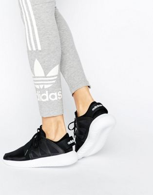 331e39e85de7 adidas Originals Black Tubular Viral Sneakers