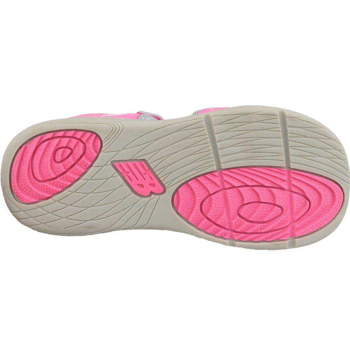 Sandaly New Balance Sandal K K2004grp Rozowe New Balance Sandals New Balance Sport Sandals