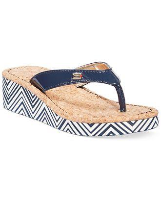ead589790e34 Flip Flops · Girl Fashion · http   www1.macys.com shop product tommy-