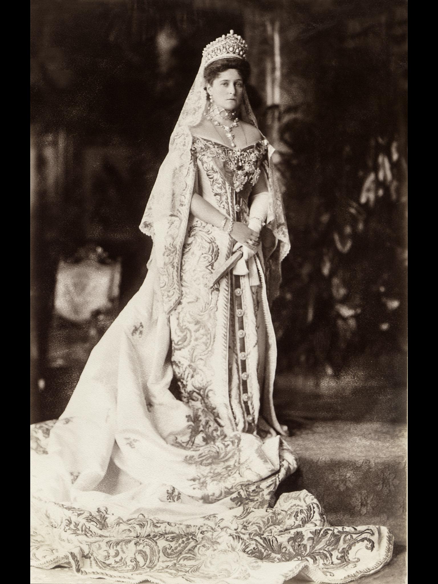 As the first Romanov chose brides 41