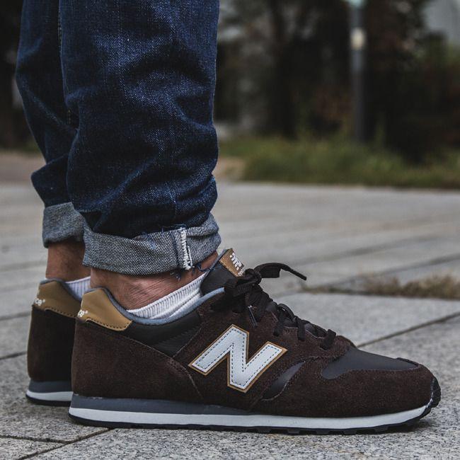 new balance ml373 brown