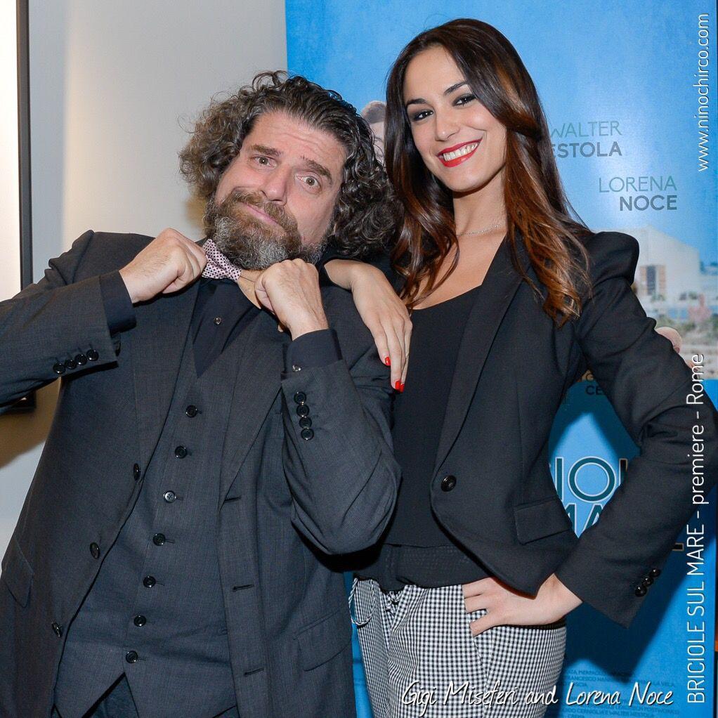 #premiere #movie #BricioleSulMare directed by #Walter #Nestola selected 4 the #DaviddiDonatello #award #Nino #Chirco #FilmProducer #Lorena #Noce #actress #Gigi #Miseferi #actor #comedian #standupcomedian #bagaglino