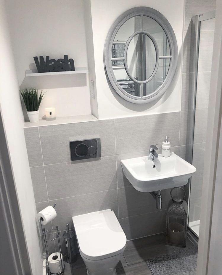 Mrs Hinch S Bathroom Ensuite Shower Room Small Bathroom
