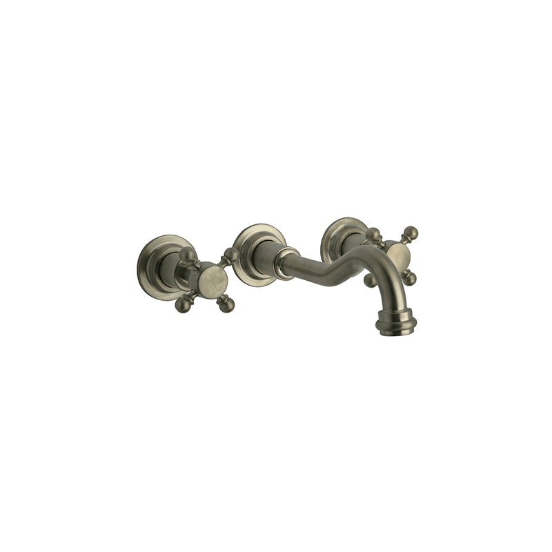 Fortis 8820700 Caffe Wall Mounted Bathroom Faucet - Less Rough-In ...