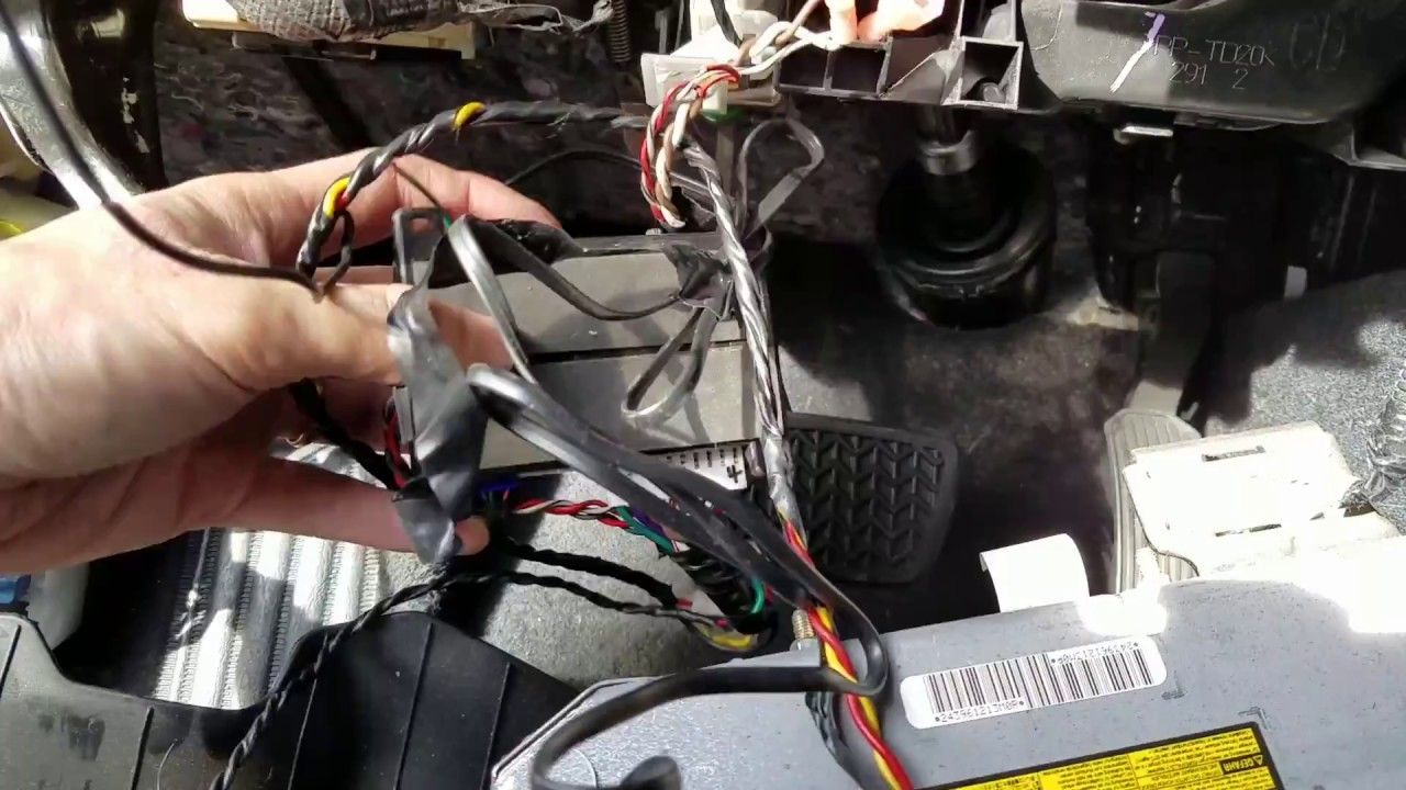 Aftermarket alarm removal vehicle repair and projects pinterest