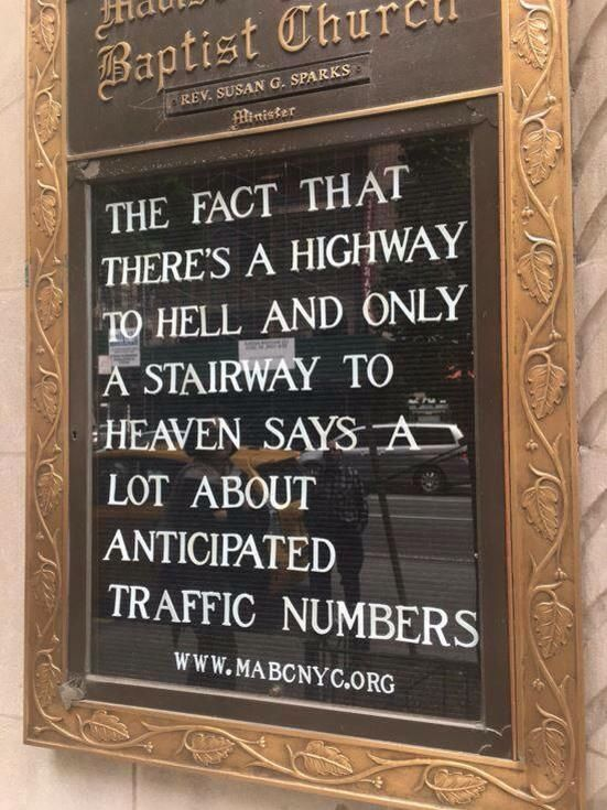 This Week In Church Signs Church Sign Sayings Funny
