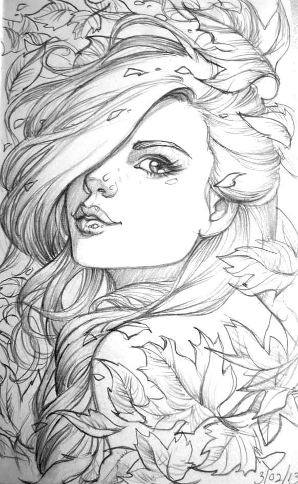 Visage coloriage anti stress pinterest manga and - Adult manga 2 ...