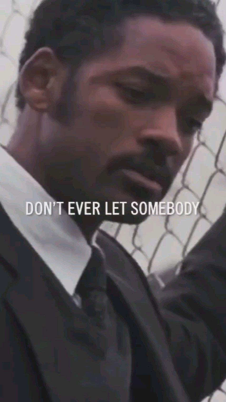 Dont let anyone