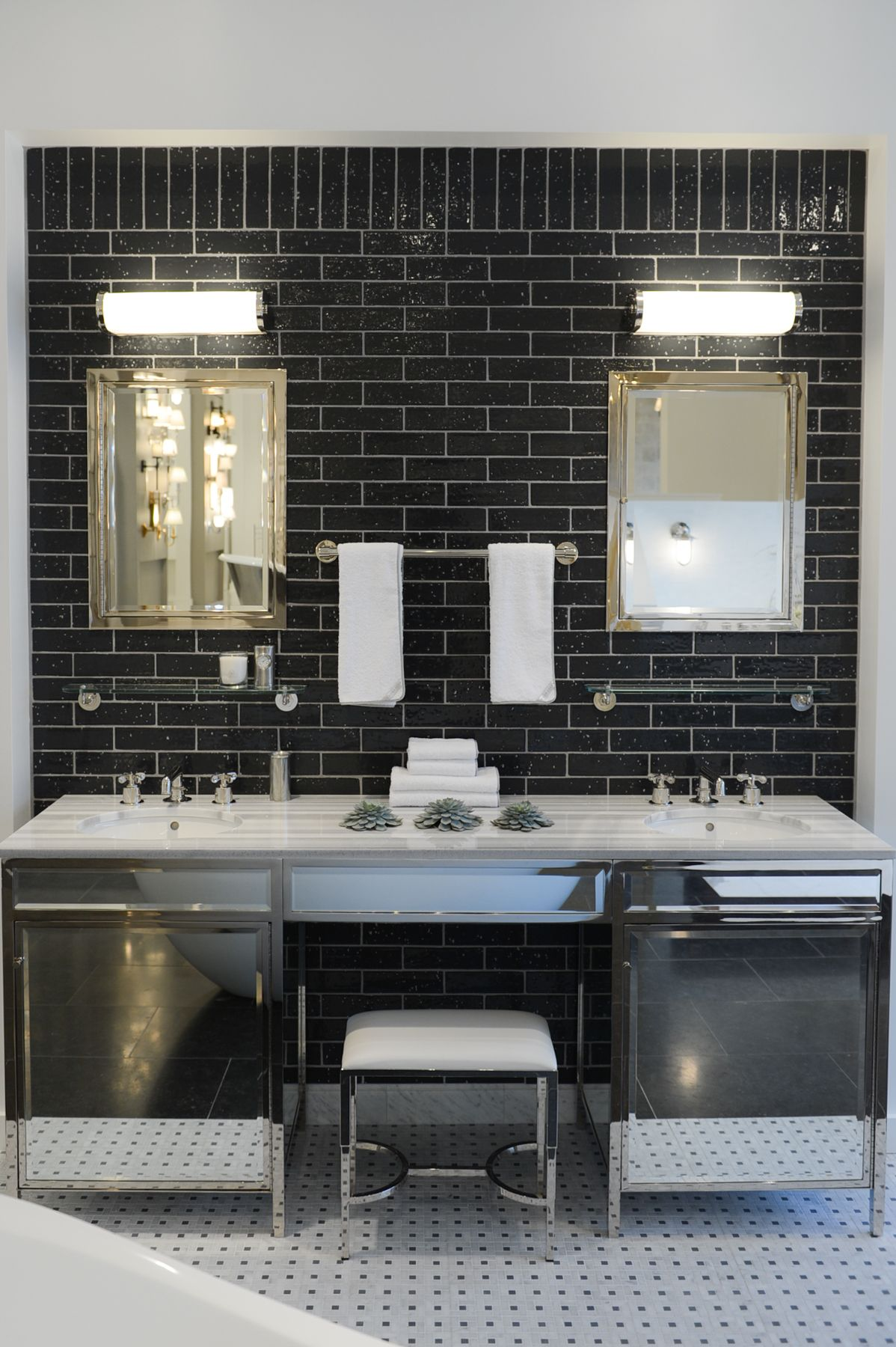 Henry Faucets In The Dallas Showroom