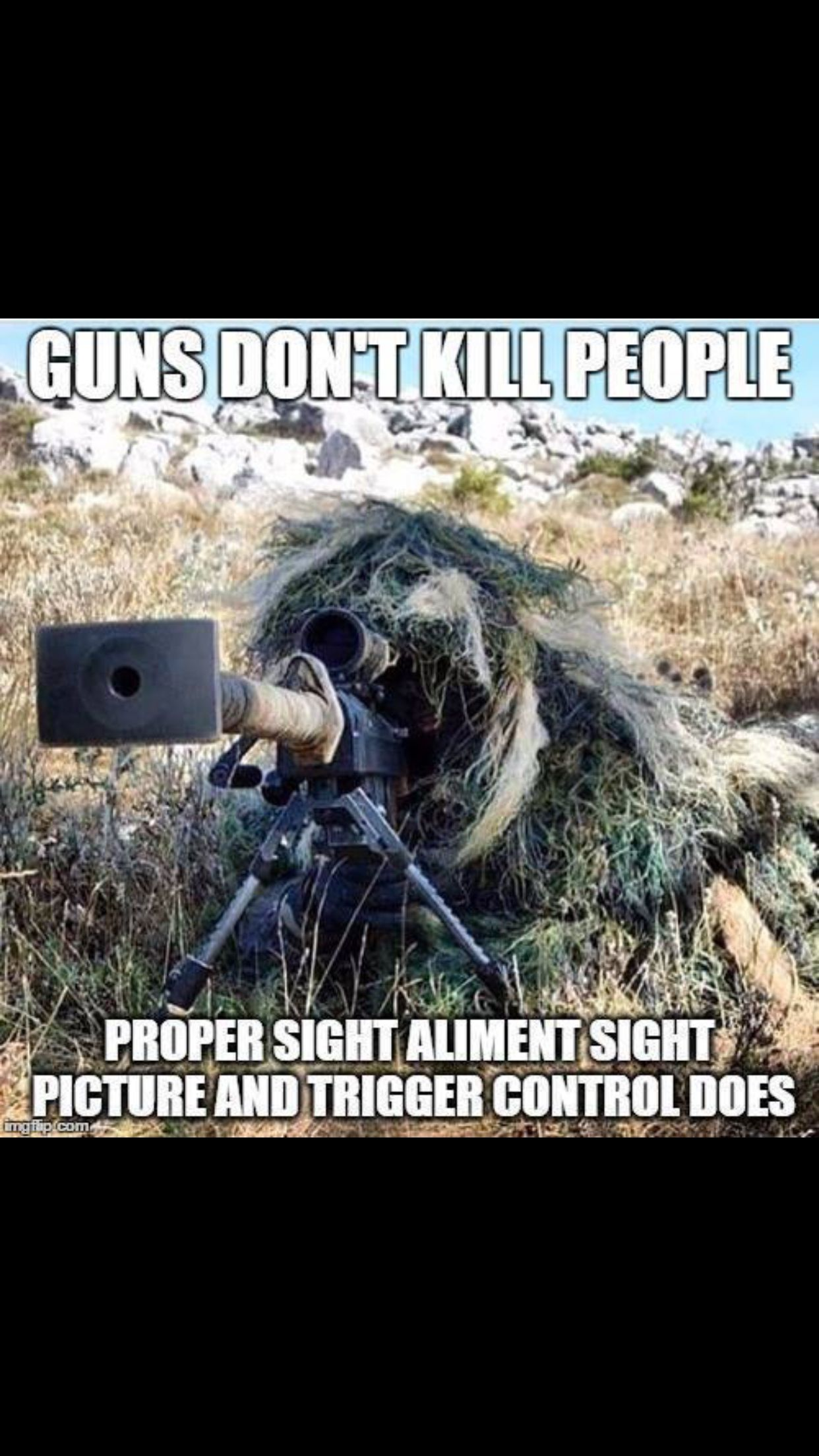 Never hear the weapon fire !!!! | military | Pinterest ...