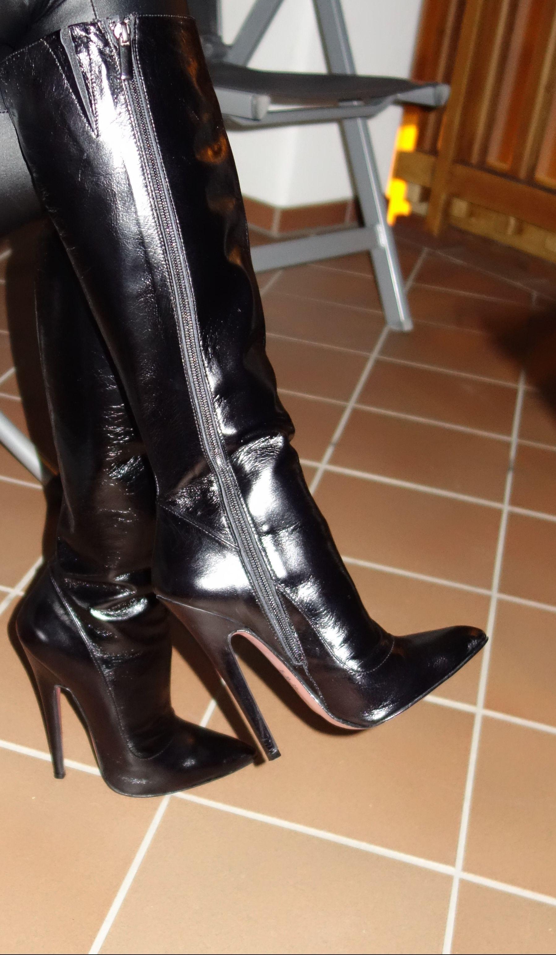 Stiefel Zena Von Heel Auf X BootsStiefelHochhackige Pin wPXZTulOki